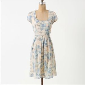 Moulinette Soeurs Silk Floral Dress